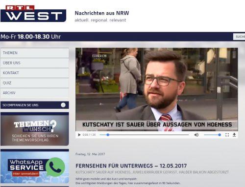 RTL 12.5.: RA Kempgens im Interview zu bizarren Kutschaty-Äußerungen im Hoeneß-Fall