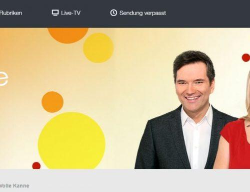 ZDF Freitag, 26.5.: RA Kempgens live in der Morgensendung zu Waschstraßenfällen