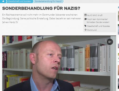 4.7.: RA Kempgens bei Sat.1, Bericht über erstaunlichen Fall in Dortmund..