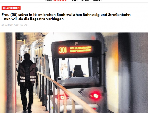 derwesten.de 7.9.2017: Bericht über BOGESTRA-Klage