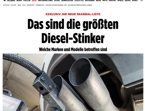14.12.: LG Essen, sensationelles VW Diesel-Urteil unserer Kanzlei. Rückgabe trotz Software-Update.