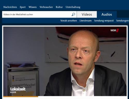 14.11.: WDR TV Lokalzeit 19.30 Uhr. VW Dieselskandal, Behörden ziehen Autos aus dem Verkehr. So können Sie sich wehren. RA Kempgens im Interview.