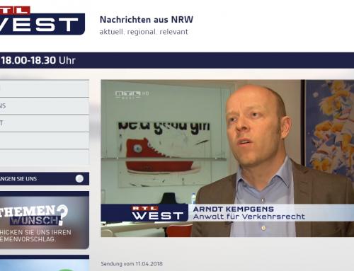 11.4.18: Bahn verlangt Schadenersatz von totem Schüler nach Bahnunfall. RA Kempgens im Interview